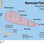 佛羅倫斯熱帶風暴恐重新增強為颶風 威脅東海岸