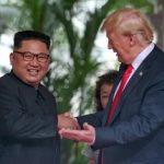 朝核談判過招 川普推文 金正恩寫信