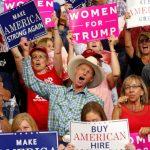 不見「藍潮」!肯塔基選民背離民主黨 改支持川普