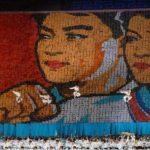 10萬朝人排字、傳統大會操 睽違5年重返舞台
