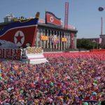 北韓國慶低調閱兵 川普讚未展示核武