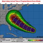 佛羅倫斯颶風逼近 馬州維州進入緊急狀況
