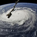 〈圖輯〉颶風直撲美東 增為4級  3州急撤百萬人