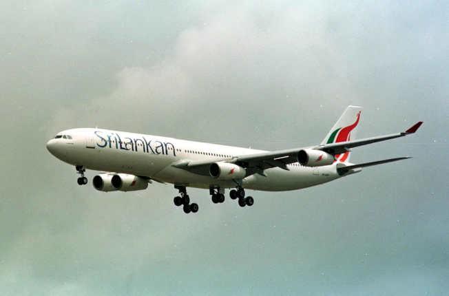 斯里蘭卡航空惹惱了總統。(路透)