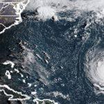 颶風來襲 美民眾忙加油搶購物資