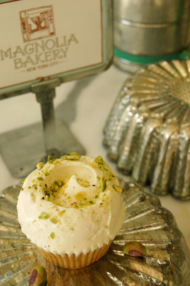 來自紐約的網紅烘焙店Magnolia Bakery將在聯合車站新開華府首家店,該店的杯子蛋糕有「最好吃杯子蛋糕」之稱。(Magnolia Bakery提供)