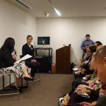 紐約州長參選人尼克森首訪華埠 誓為亞裔提供支持