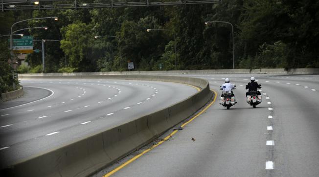 聯邦安全機構建議,美國所有的新摩托車都必須裝置防鎖死煞車系統及電子穩定控制裝備。(美聯社)