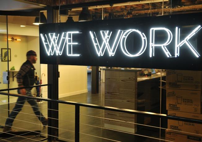 舊金山的共同工作空間比例為全美之冠。(Getty Images)