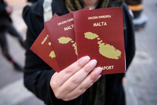 歐洲小國馬爾他的護照,成為不少有錢人瘋搶的對象。(Getty Image)