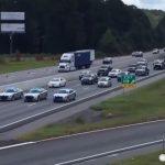 颶風將至 警開放高速公路逆向行駛 加速撤離