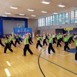 美國太極拳學會 推廣健身運動