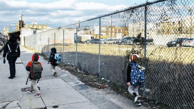 費城是全美最貧窮的大城市。(丕優報告)