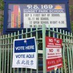 布碌崙華裔選民 投票捍衛華人權利