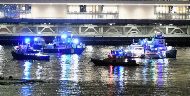 今年3月東河發生一架觀光直升機墜河,導致四死悲劇,如今在索賠訴訟中,代表該直升機公司的律師表示,這起悲劇是由其中一名受害人造成。(Getty Images)