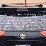 汽車竊盜猖獗 CBS採訪車1天2度遭破窗
