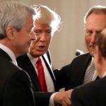 川普:摩根大通執行長沒有當總統的智慧
