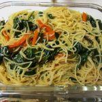 料理功夫/綠色能量拌麵