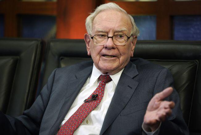 巴菲特接受CNBC訪問時說,金融風暴無可避免會再度爆發,因為人性,妒忌且貪婪。美聯社