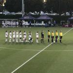 大學女足/洛杉磯加大女足校隊 唱國歌又下跪了