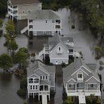 佛羅倫斯風暴 美東至少23死 南北卡歷史性洪災