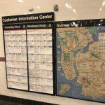 除了更新系統的L線 紐約市地鐵全面誤點 上月僅一天正常