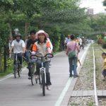 適度走路騎單車/想要活得久…肺阻塞患者一定要動起來