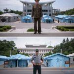 〈圖輯〉一個半島兩個平行世界 媒體鏡頭凸顯兩韓異同