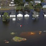 南北卡州續受佛羅倫斯洪災之苦 上萬人無家可歸