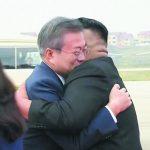 兩韓簽平壤宣言 首提去核步驟 金正恩:很快訪首爾