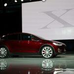 Tesla Model X 加州賣最快的二手車