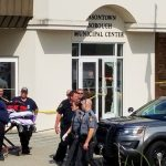 賓州法院槍擊 1死4傷