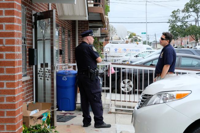 法拉盛華人月子中心發生凶案,該中心多次因非法改建和非法營運被投訴。(記者曹健╱攝影)