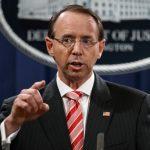 對川普祕密錄音逼下台?司法部副部長否認紐時爆料