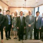 新任中國駐舊金山總領事王東華 首訪阿拉斯加