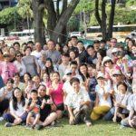 夏州台灣同鄉會 200人野餐慶中秋