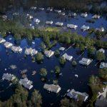 颶風已過1周  北卡仍陷洪患