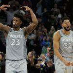 NBA/巴特勒要走 灰狼1.9億留唐斯