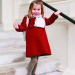 英皇室時尚指標 凱特擠下夏綠蒂