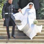 梅根婚紗藏了「藍色小布」是她與哈利初次約會紀念物