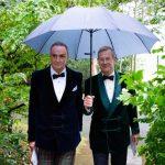 英王室首場同志婚禮 女王表親完婚