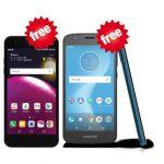 Cricket轉線即送LG 和Motorola智能手機