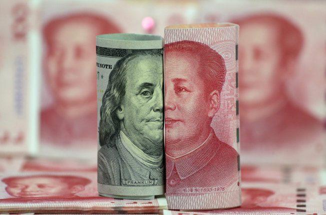 謝國忠:若美中貿易戰升溫 人民幣恐再貶10%