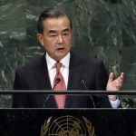 王毅:中國在貿易爭端上不受脅迫
