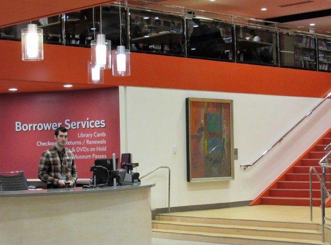 圖書館新服務 出借WiFi熱點