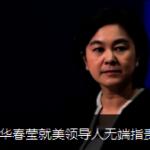中國外交部反擊潘斯 堅決反對到底
