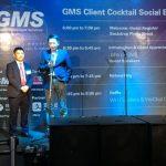 GMS公司舉辦答謝客戶支持酒會