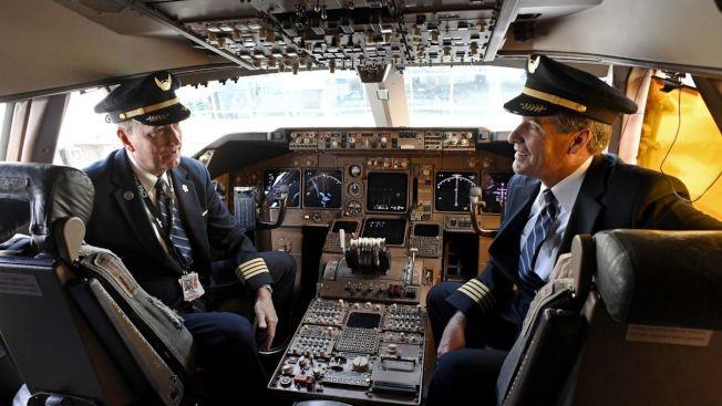 新研究顯示,機師的口音可影響乘客的信任。( Getty Images)