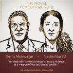 諾貝爾和平獎 雙得主:剛果醫師、人權女鬥士 救助戰爭與性暴力受害者