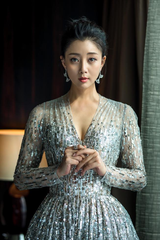 殷桃在同齡女演員中,演技屬於佼佼者。(取材自微博)